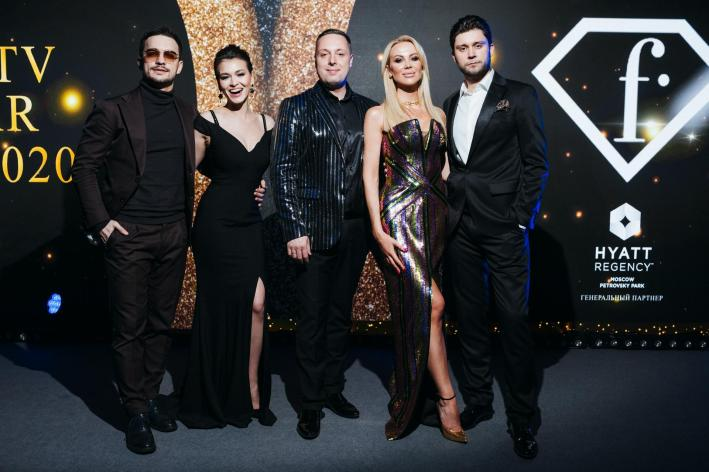 Церемония телеканала Fashion TV Network «Fashion New Year Awards 2020»