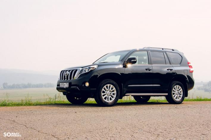 Издалека долго: тест редакции Toyota Land Cruiser Prado